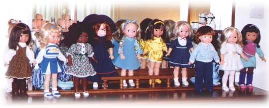My Friend Dolls